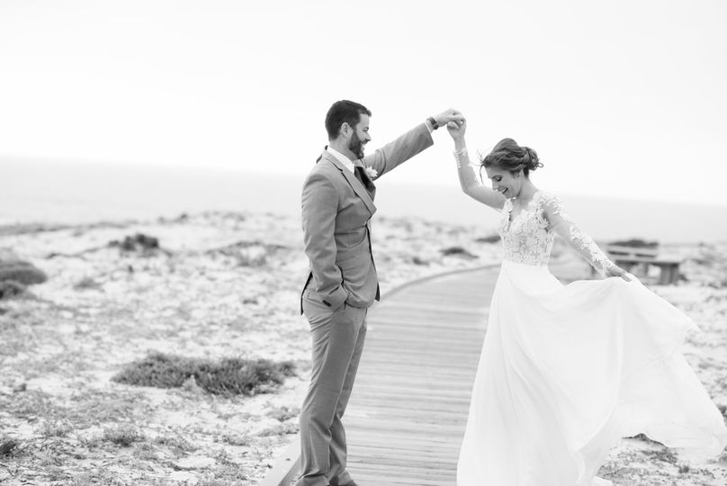 Pacific Grove Wedding Inspiration - Asilomar State Beach & Conference Grounds