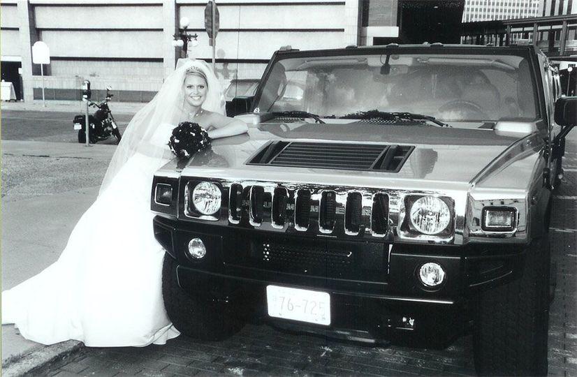 Bridal ride