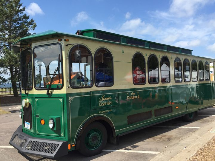 Tmx 1495231323505 Summertime Trolleys Minneapolis Minneapolis, MN wedding transportation