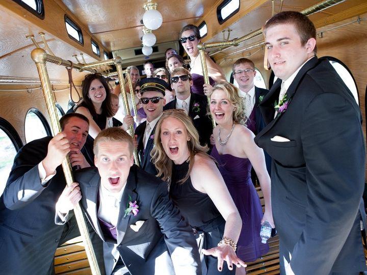 Tmx 1495231439530 Bellagala Photography Minneapolis, MN wedding transportation