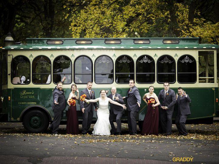 Tmx 1495231458582 Graddy Photography Minneapolis, MN wedding transportation