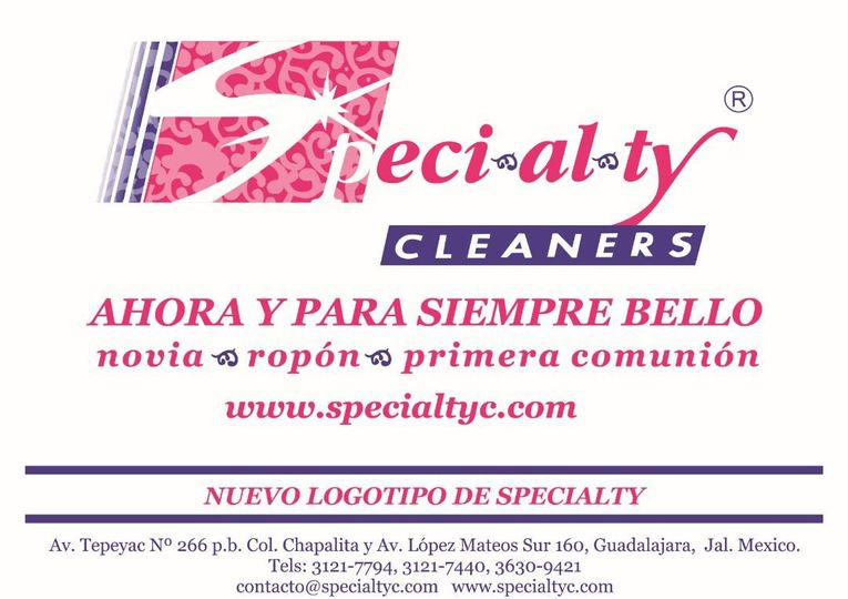 specialtycleaners