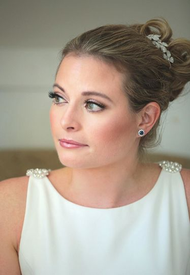 Expecting bride