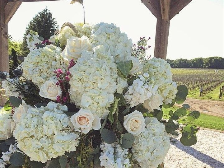 Tmx 1453224557453 Vinyard Ceremony Toms River, New Jersey wedding florist