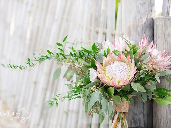 Tmx 1514491126654 Protea Bridal Bouquet Toms River, New Jersey wedding florist