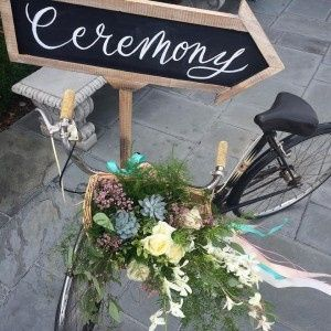 Tmx 1514492875420 Vintage Bike And Flowers Toms River, New Jersey wedding florist