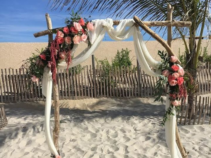 Tmx 1514492897010 Driftwood Arch Toms River, New Jersey wedding florist