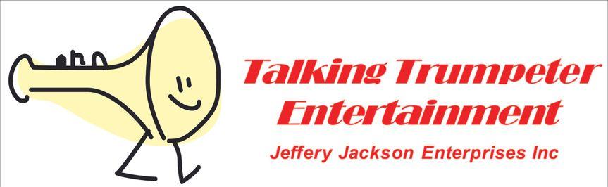 the talking trumpeter logo jpeg