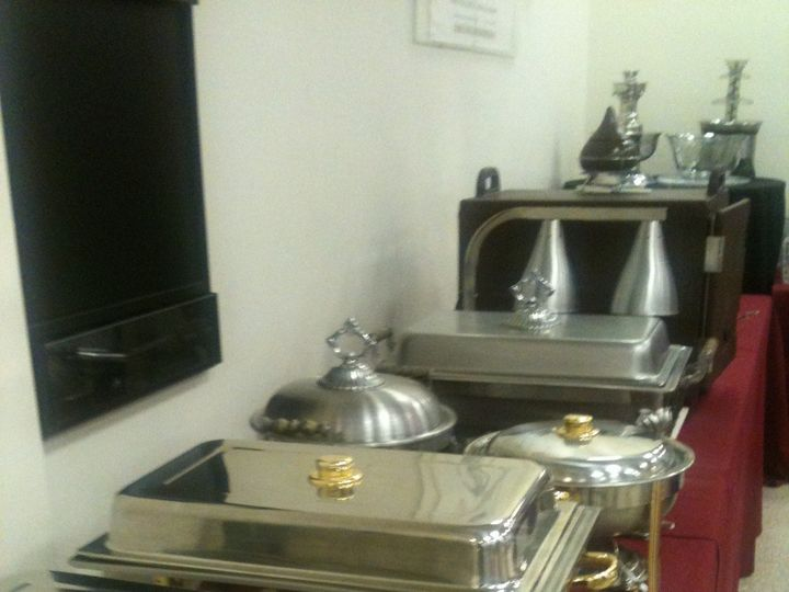 Tmx 1372894360097 Chafing Dishes Harrisburg, NC wedding rental