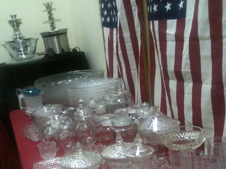 Tmx 1372894369343 Fountains Punch Bowls And Candy Buffet Harrisburg, NC wedding rental