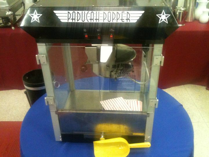 Tmx 1372894428400 Popcorn Machine Harrisburg, NC wedding rental