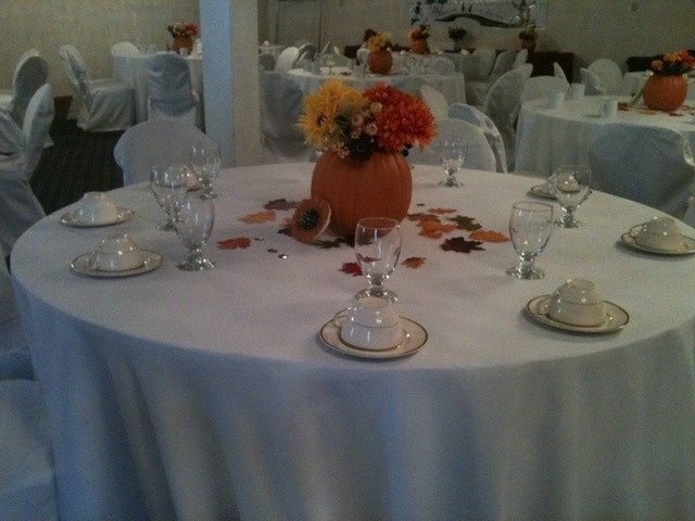 Tmx 1375393330209 Centerpiece Decor Harrisburg, NC wedding rental