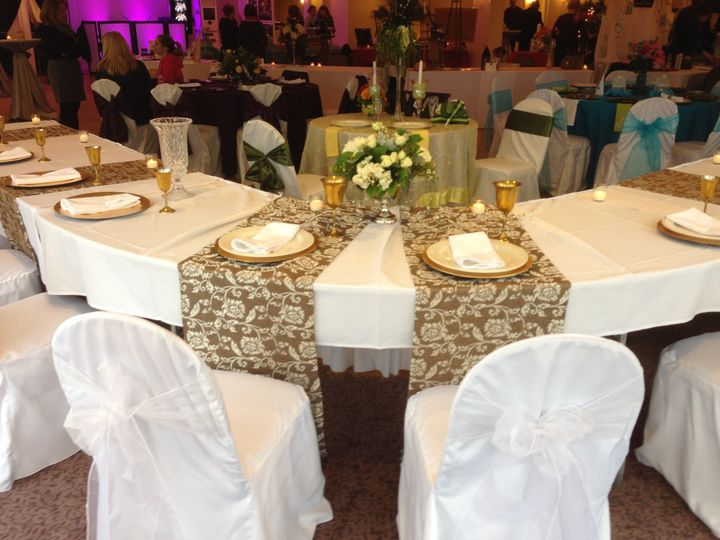 Tmx 1422130360084 Brookside Bridal Show Img1649 Harrisburg, NC wedding rental