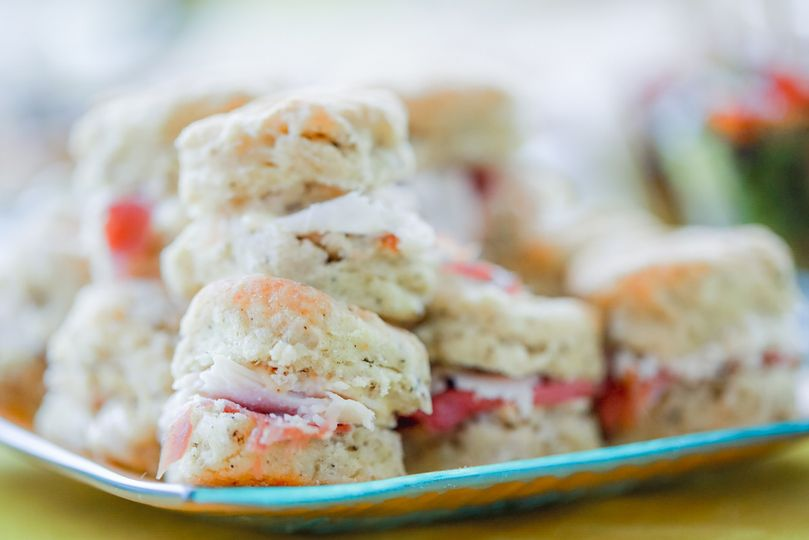 Angel pepper biscuits
