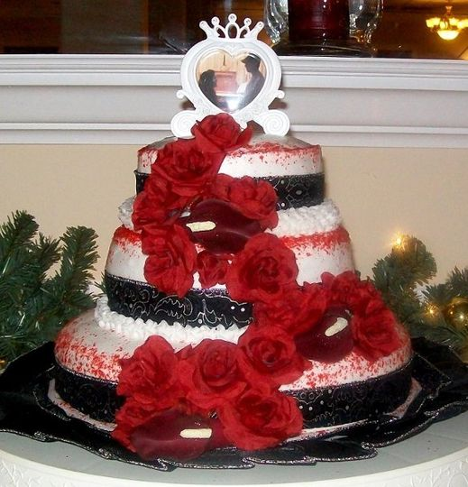 Wedding Cakes In Morganton Nc