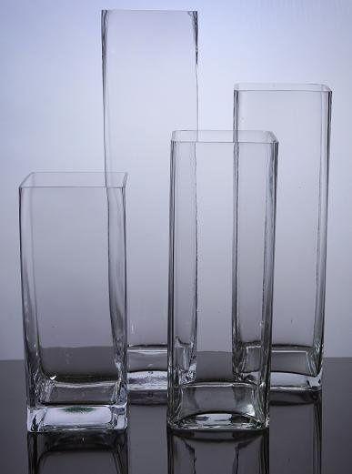 Tall Block Vases!