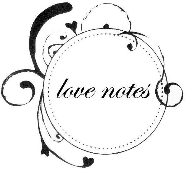 3809402eb15c4d20 Love Notes Logo