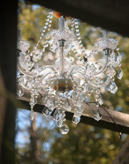 Photo of the Chandelier