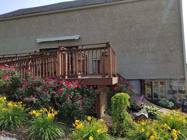 The Deck Garden