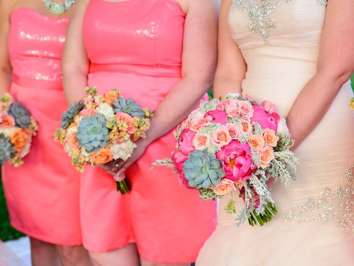 Tmx 1450708469155 Leanna Rob S Wedding 1639 Marshall, District Of Columbia wedding florist