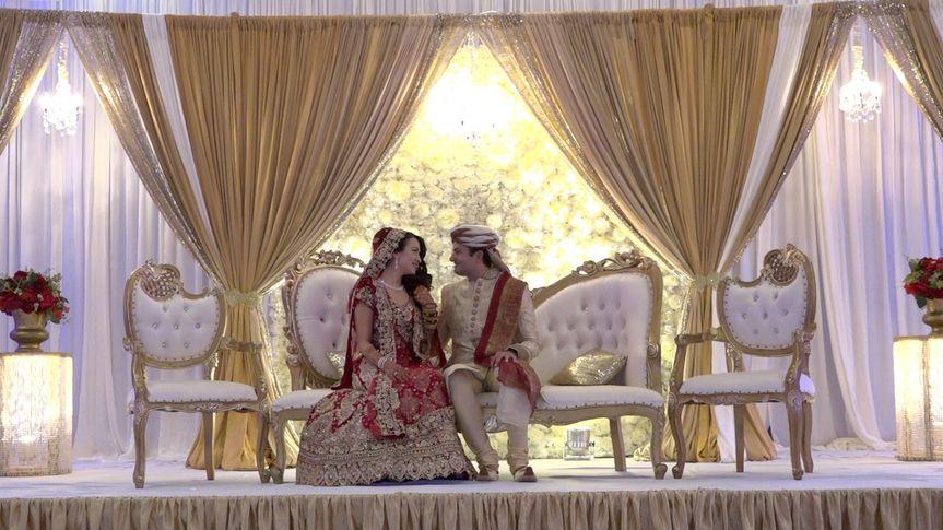 Bollywood Wedding!