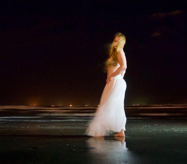 Mary Ruth Beach Bride