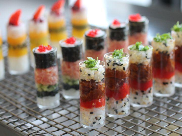 Tmx 1439579985901 Sushi Push Pops 1 Morton Grove wedding catering