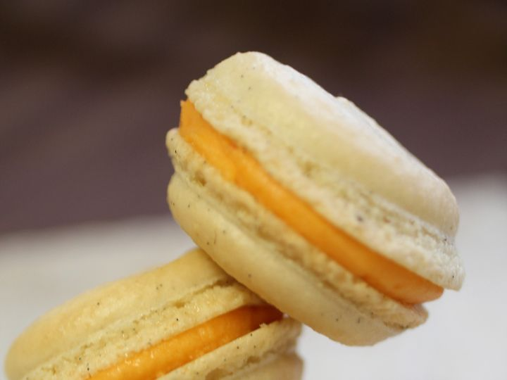 Tmx 1439580136384 Vanilla Grapefruit Macaroon Morton Grove wedding catering