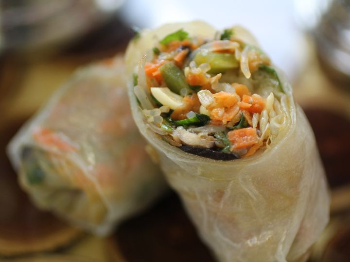 Tmx 1439580162616 Vegetarian Summer Rolls Morton Grove wedding catering