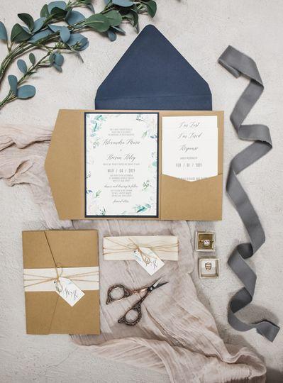 rustic spring floral nj wedding invitations 51 560428 162051204533540