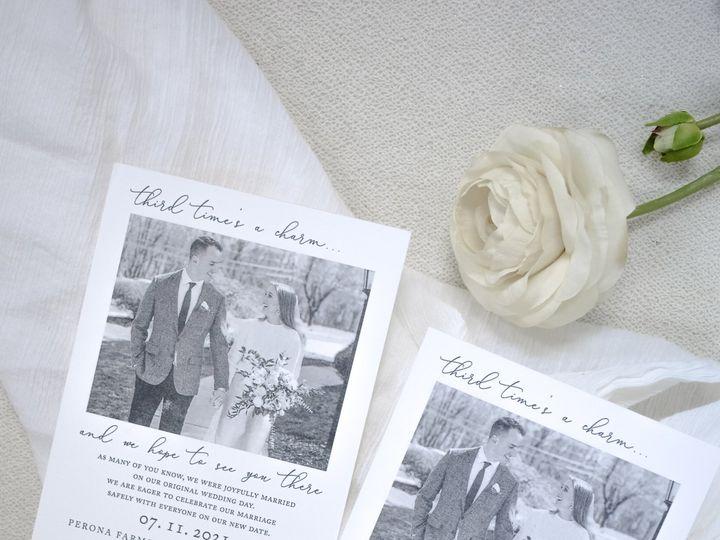 Tmx Allison Timothy Save The Date 51 560428 159874833350902 Farmingdale, New Jersey wedding invitation