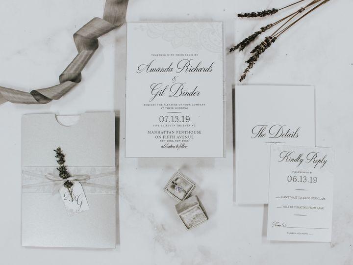 Tmx Amanda Richards 51 560428 1559596353 Farmingdale, New Jersey wedding invitation