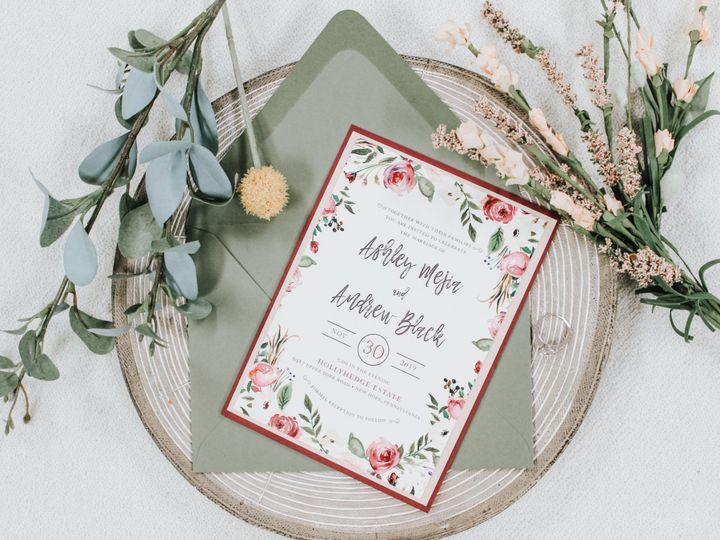 Tmx Ashley Mejia 51 560428 1569785187 Farmingdale, New Jersey wedding invitation