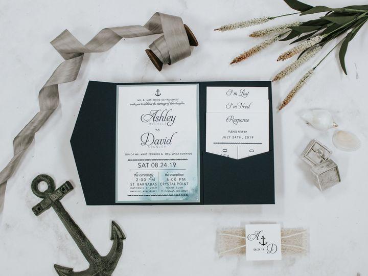 Tmx Ashley Schindewolf 51 560428 1562540751 Farmingdale, New Jersey wedding invitation