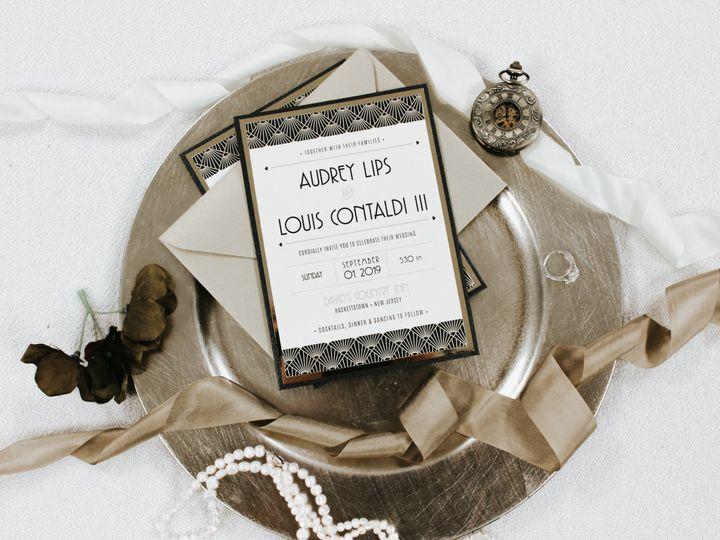 Tmx Audrey Lips 51 560428 1564795721 Farmingdale, New Jersey wedding invitation