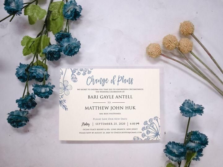 Tmx Bari Antell Change The Date 51 560428 159699534687532 Farmingdale, New Jersey wedding invitation