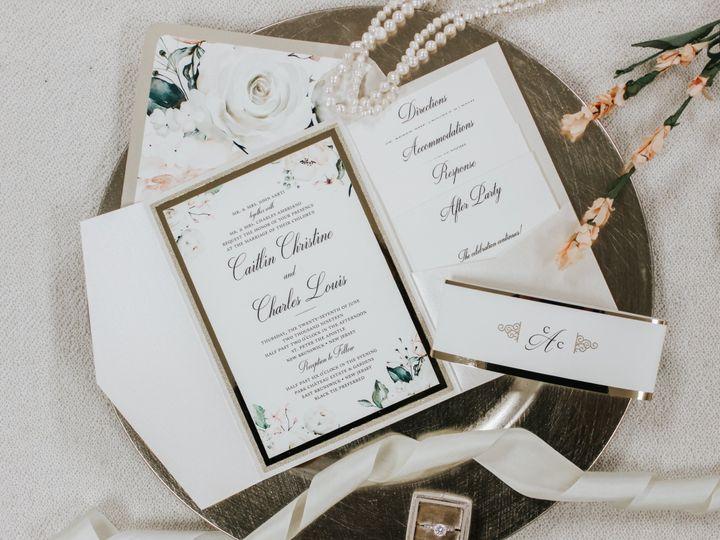 Tmx Caitlin Sarti 1 51 560428 1557710430 Farmingdale, New Jersey wedding invitation