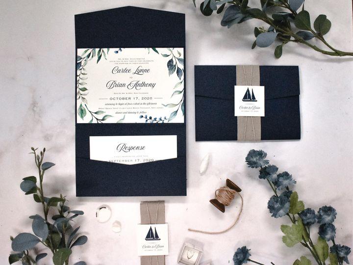Tmx Carlee Sobotka 2 51 560428 159874836166267 Farmingdale, New Jersey wedding invitation