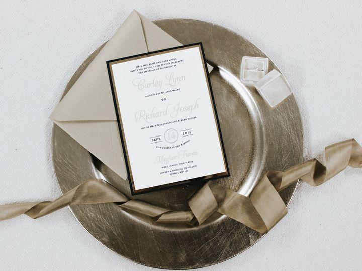 Tmx Carley Walko 51 560428 1564795700 Farmingdale, New Jersey wedding invitation