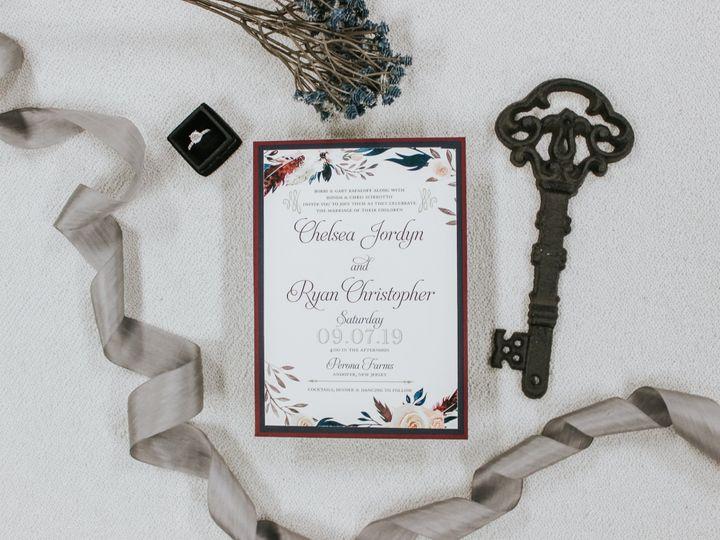Tmx Chelsea Rafaloff 51 560428 1564795735 Farmingdale, New Jersey wedding invitation