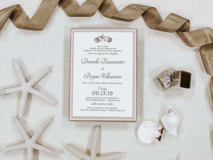 Tmx Danielle Baumeister 51 560428 1564795685 Farmingdale, New Jersey wedding invitation