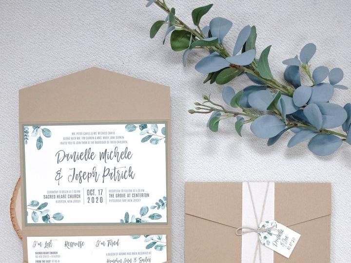 Tmx Danielle Cahill 51 560428 159874835151069 Farmingdale, New Jersey wedding invitation