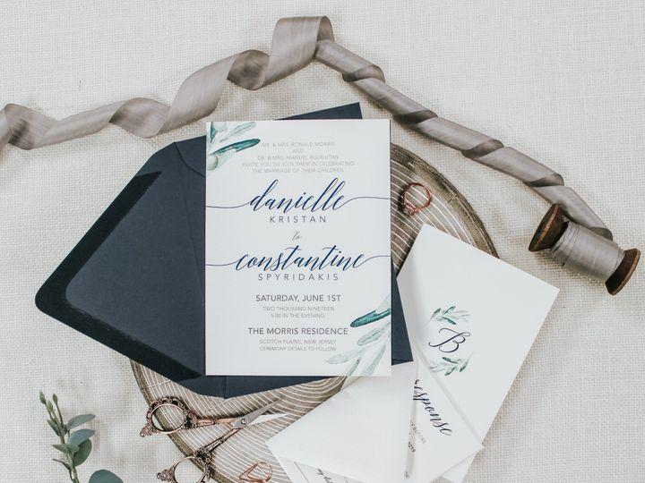 Tmx Danielle Morris 1 51 560428 1557710430 Farmingdale, New Jersey wedding invitation
