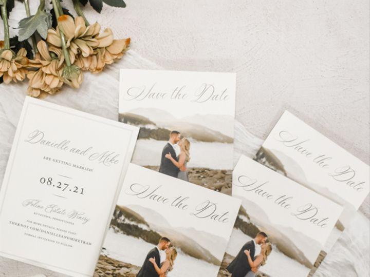 Tmx Elegant Photo Nj Wedding Save The Date 51 560428 162051204644797 Farmingdale, New Jersey wedding invitation