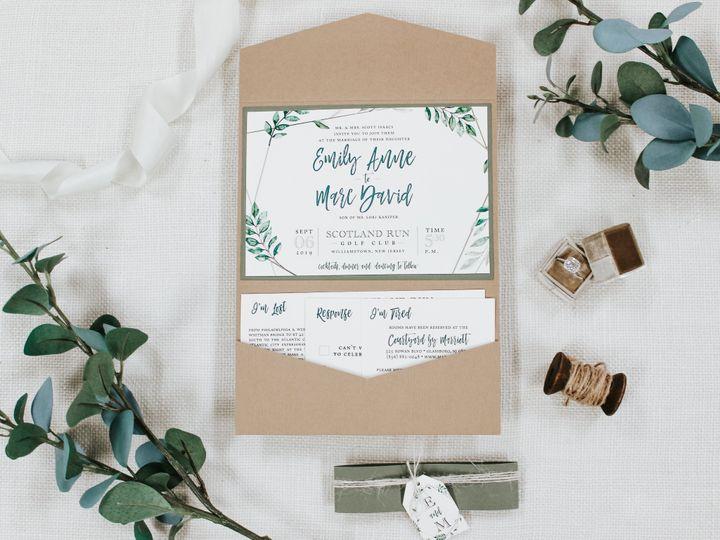 Tmx Emily Isaacs 51 560428 1564795713 Farmingdale, New Jersey wedding invitation