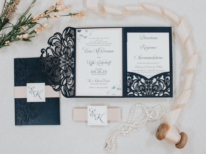 Tmx Erin Mccrossan 2 51 560428 1562540751 Farmingdale, New Jersey wedding invitation