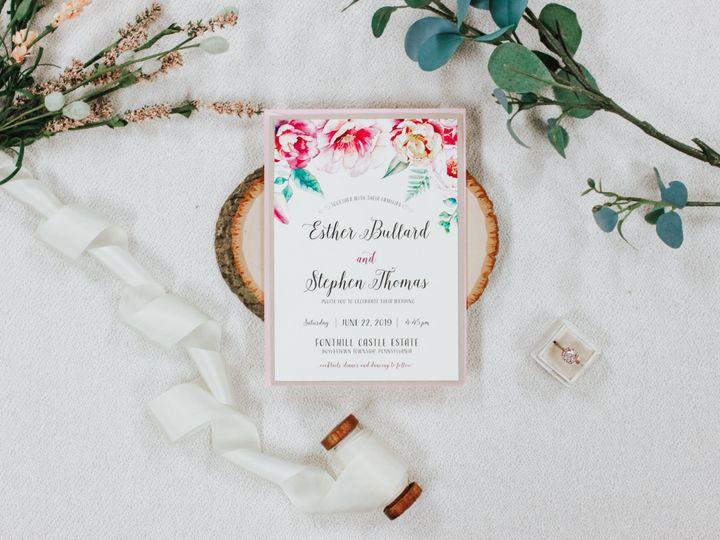 Tmx Esther Bullard 51 560428 1559596353 Farmingdale, New Jersey wedding invitation