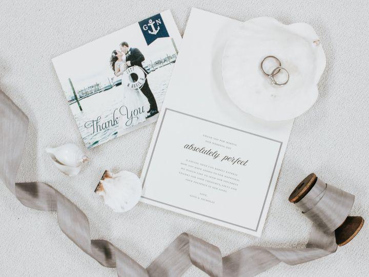 Tmx Gina Ciccarelli Thank You Card 51 560428 1569786314 Farmingdale, New Jersey wedding invitation