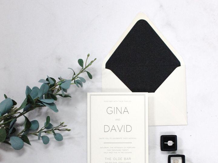 Tmx Gina Colossi 51 560428 158173022164034 Farmingdale, New Jersey wedding invitation
