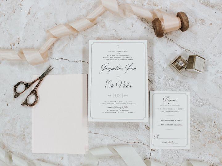 Tmx Jacqueline Demizio 51 560428 1562540757 Farmingdale, New Jersey wedding invitation